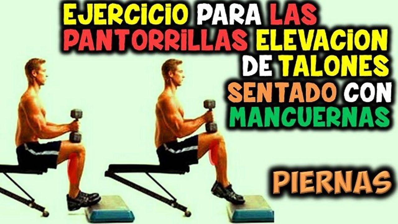 elevación de talones que músculos trabaja