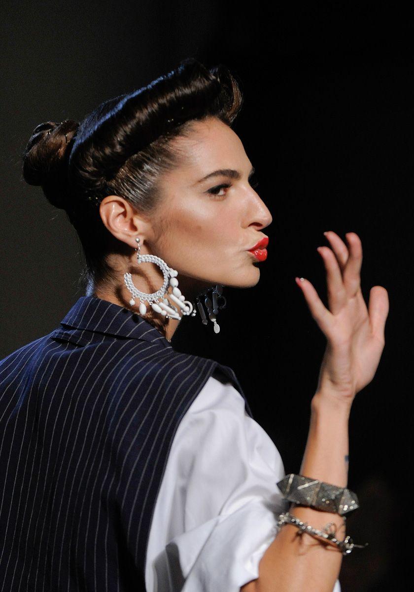 Jean Paul Gaultier Spring 2012 RTW - Details - Vogue