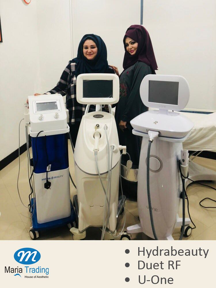 Maria Trading House Of Aesthetics Device Name Hydrabeauty Duet