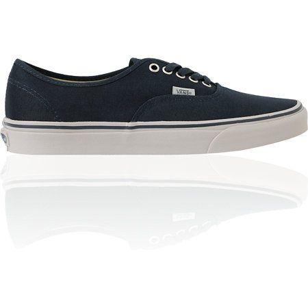 Vans Authentic Ebony \u0026 Ice Grey Skate