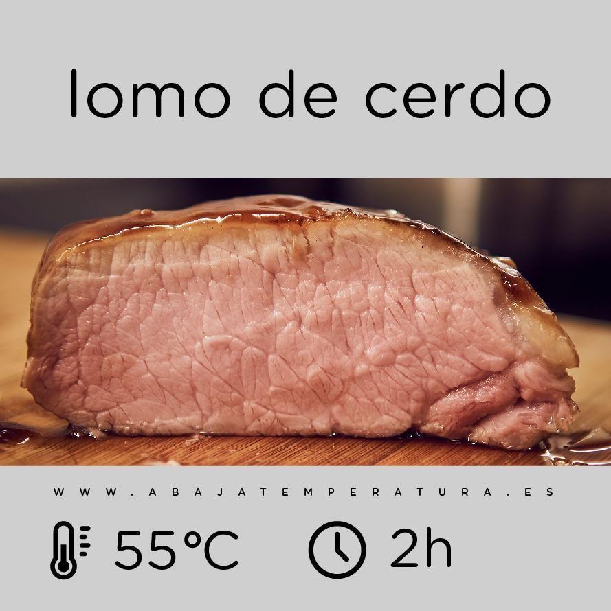 Fichasabtlomo A Baja Temperatura Temperaturas De Coccion Coccion Al Vacio Costilla De Ternera