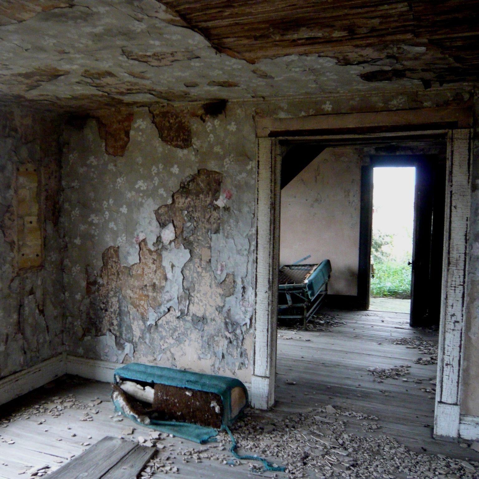 Abandoned House, Western Kansas