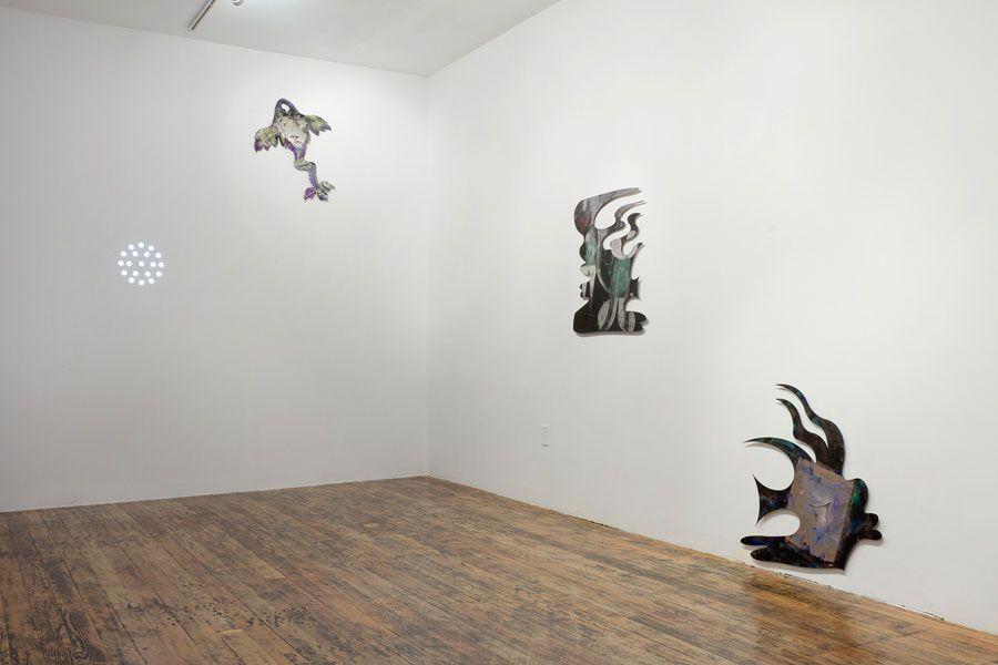 Galerie Anne Barrault  Tiziana la Melia , 2015