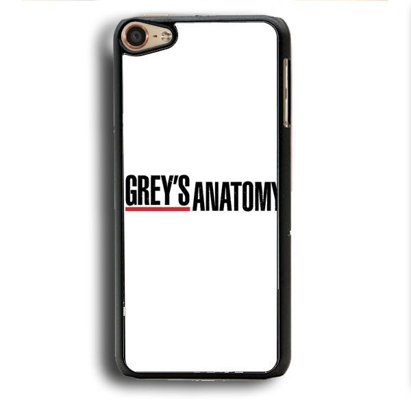 Grey\'S Anatomy White iPod Touch 6 Case | Aneend | wants | Pinterest ...
