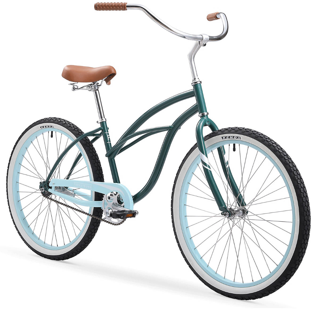 Firmstrong Women S Urban Lady Special Edition 26 In Beach Cruiser Bicycle Academy Beach Cruiser Bicycle Beach Cruiser Cruiser Bicycle