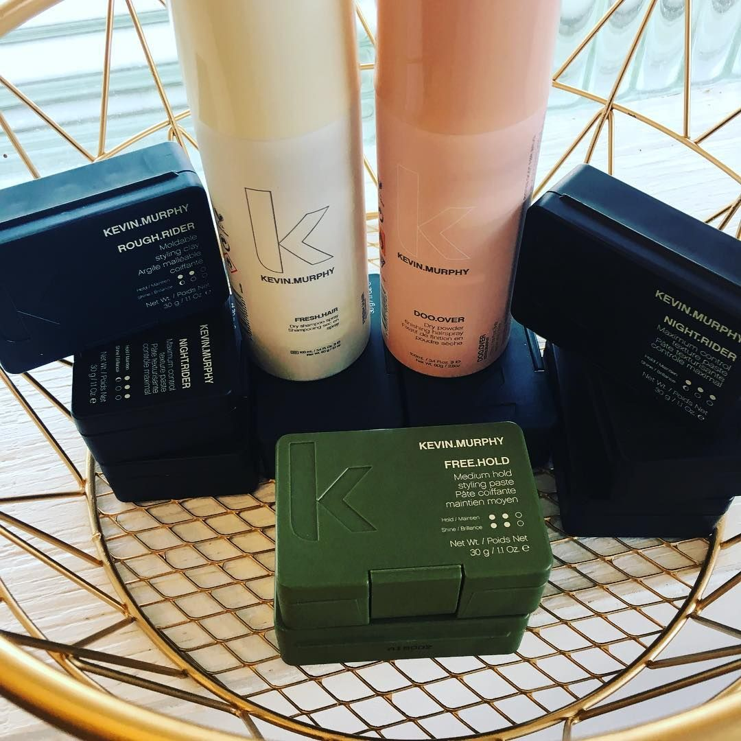 Kevin Murphy Products That Will Rock Your World Elsewherehairdenver Kevin Murphy Travel Size Products Fresh Hair Rider