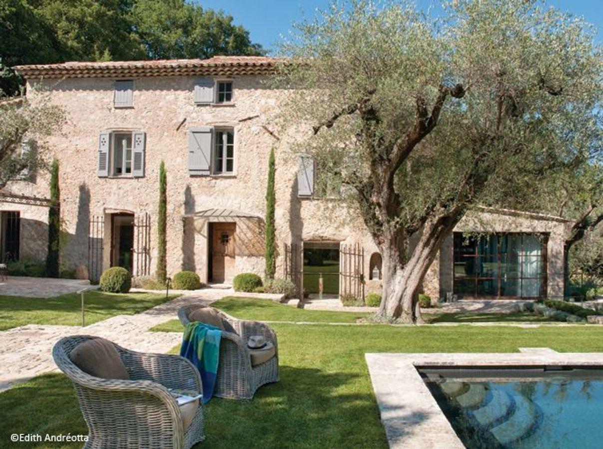Antico casale a cannes casa di campagna francese stili for Case stile antico