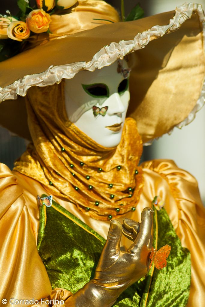 Venice Carnivale 2015 by 10Rosso