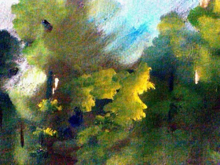#Impressionist #Art by,Julie Tucker-Demps.