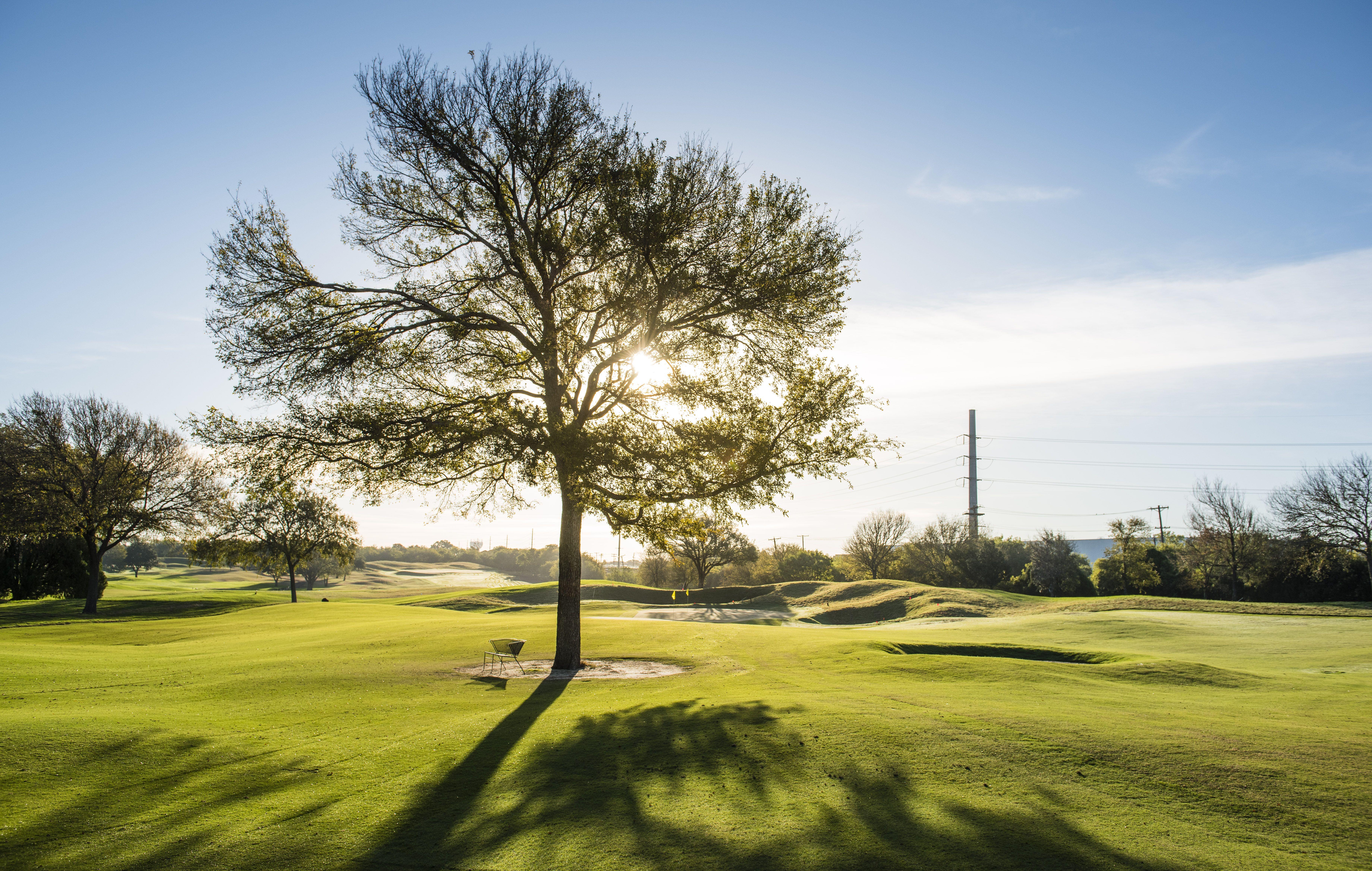 Steve Smyers Golf Course Architects Maridoe Golf Club