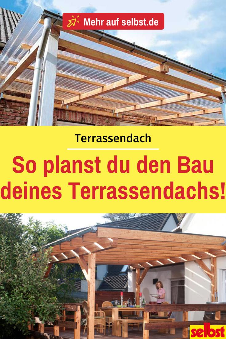 Photo of Construya un techo de terraza usted mismo: ¡debe prestar atención a eso!