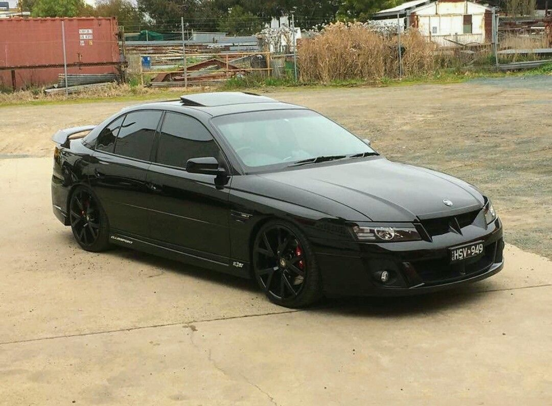 hs vz clubsport holden commodore