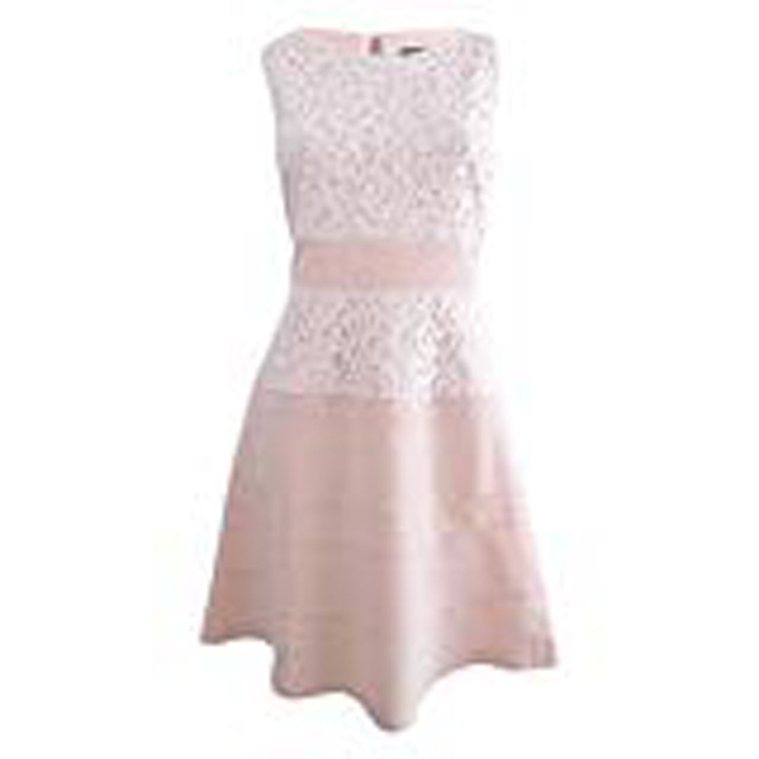 Calvin Klein Tommy Hilfiger Womens Lace Overlay A Line Party Dress Pink 2 Walmart Com Party Dress Dresses Lace Overlay [ 1100 x 1100 Pixel ]