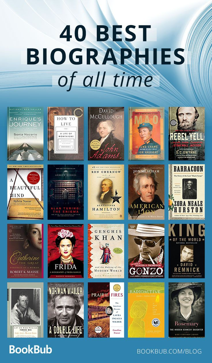 These biographies, memoirs, and true stories will keep you flipping pages  into the night