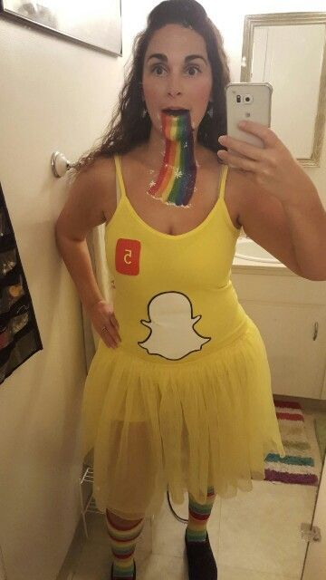 17 Snapchat Halloween Costume Ideas For Teen Girls-3692