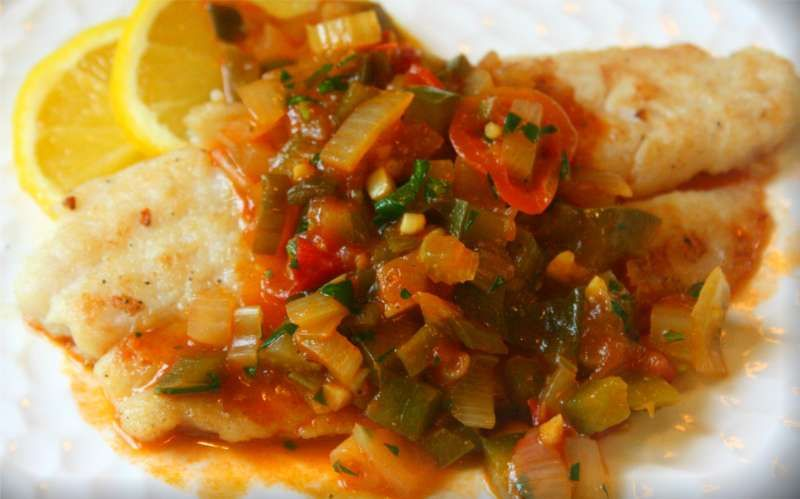 French caribbean creole sauce for fish grilled meats for Cooking with fish sauce