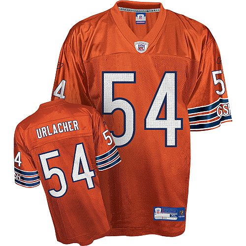 Chicago Bears Youth Brian Urlacher Orange Jersey Chicago Bears Jersey Nfl Jerseys Nfl Shop