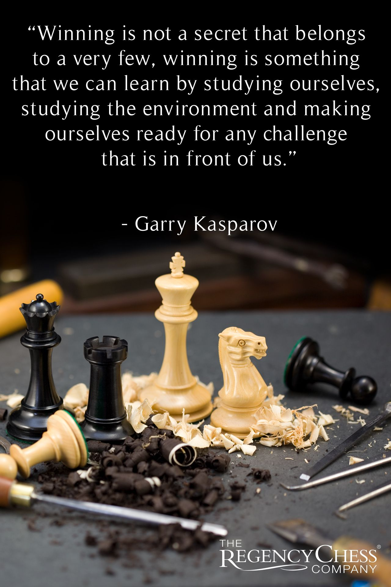Life And Chess Have A Lot In Common Click Through For More