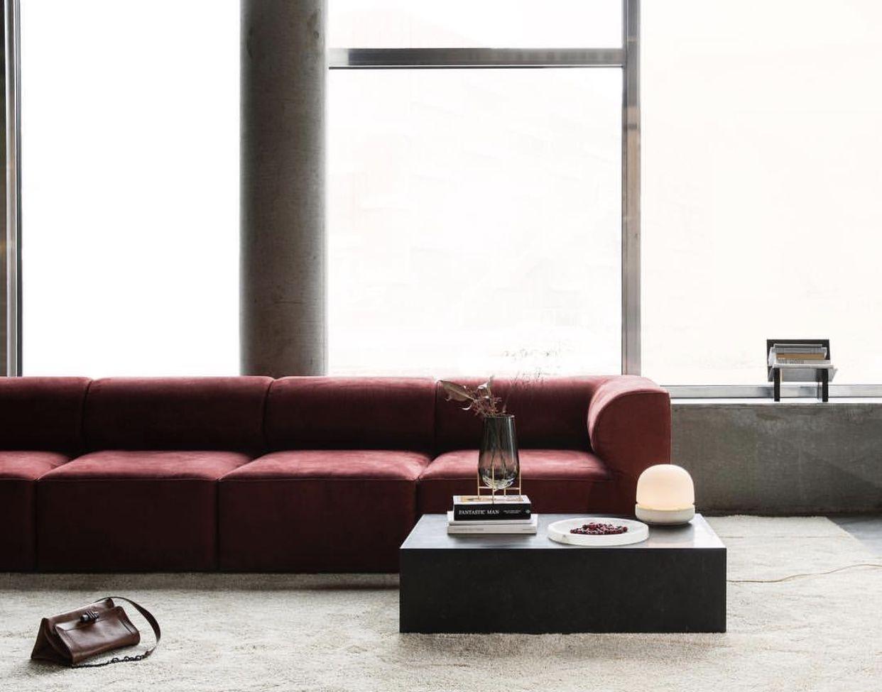 Fredrik Werner Menuworld Modular Sofa Furniture Furniture Design