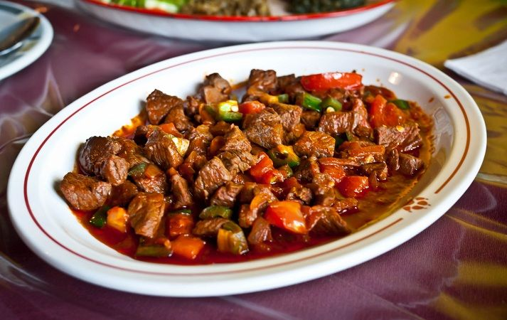 Beef tibs recipes dishmaps for Authentic ethiopian cuisine