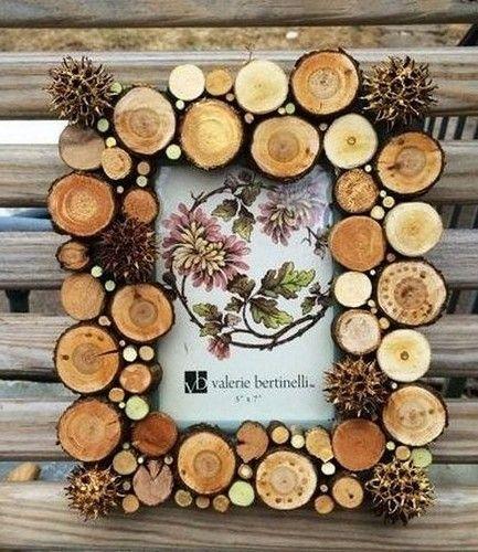 Красивые фоторамки | Лес фотография, Срезы дерева, В лес