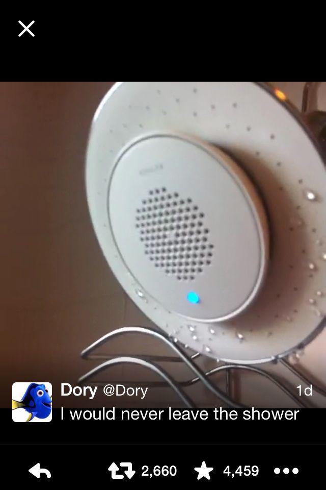 Bluetooth shower, shower head that plays music