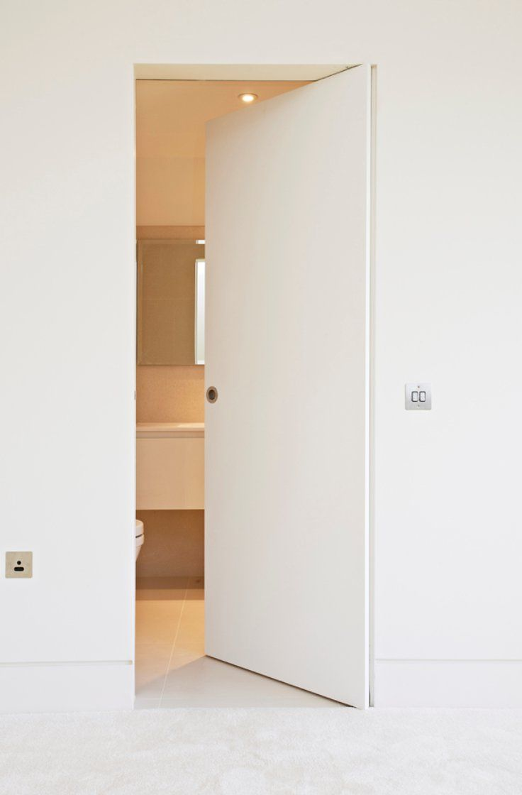 Selo Residential Project Telegraph Hill In London Using Concealed Frame  Doorsets And Sliding Pocket Door Systems.