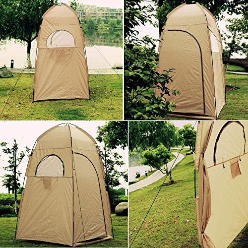 Ancheer Portable Privacy Tent Outdoor Shower Bathing Movable