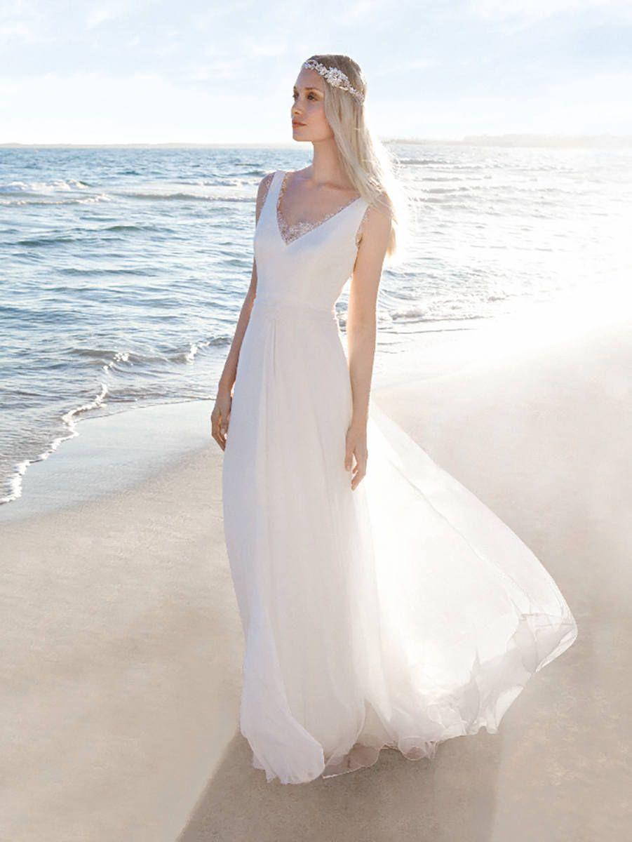Feel Free mit einem Vintage Brautkleid von @rembostyling ! Gibt es ...