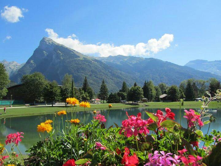 Samoens, French Alps