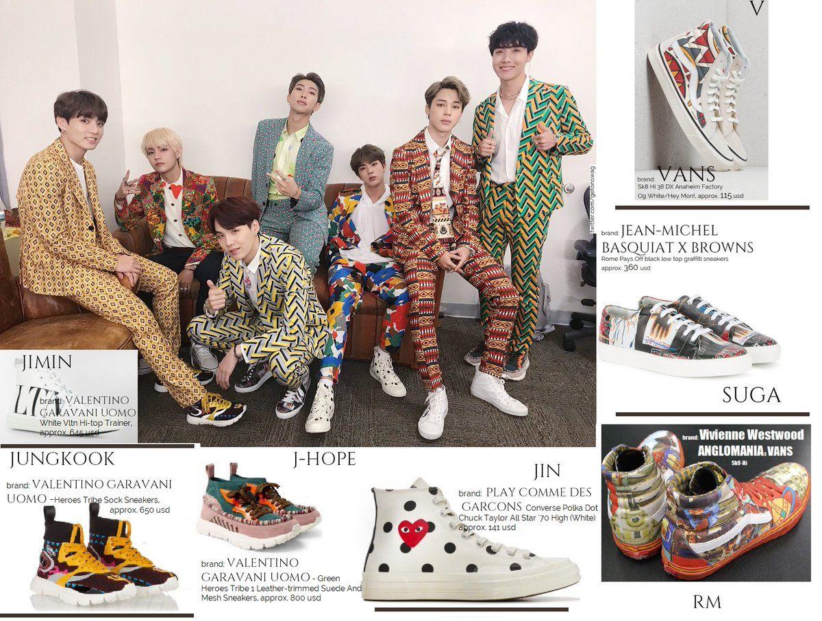 Twitter | BTS Fashion in 2019 | Bts clothing, Jeans, vans