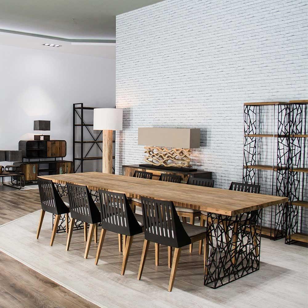 table manger verre design 7 table salle 224 manger avec pi233tement en m233tal asym233trique