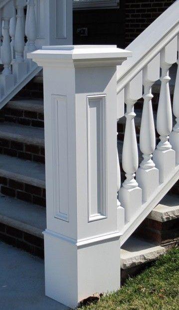 Newels Column Wraps Column Wraps Porch Columns Intex