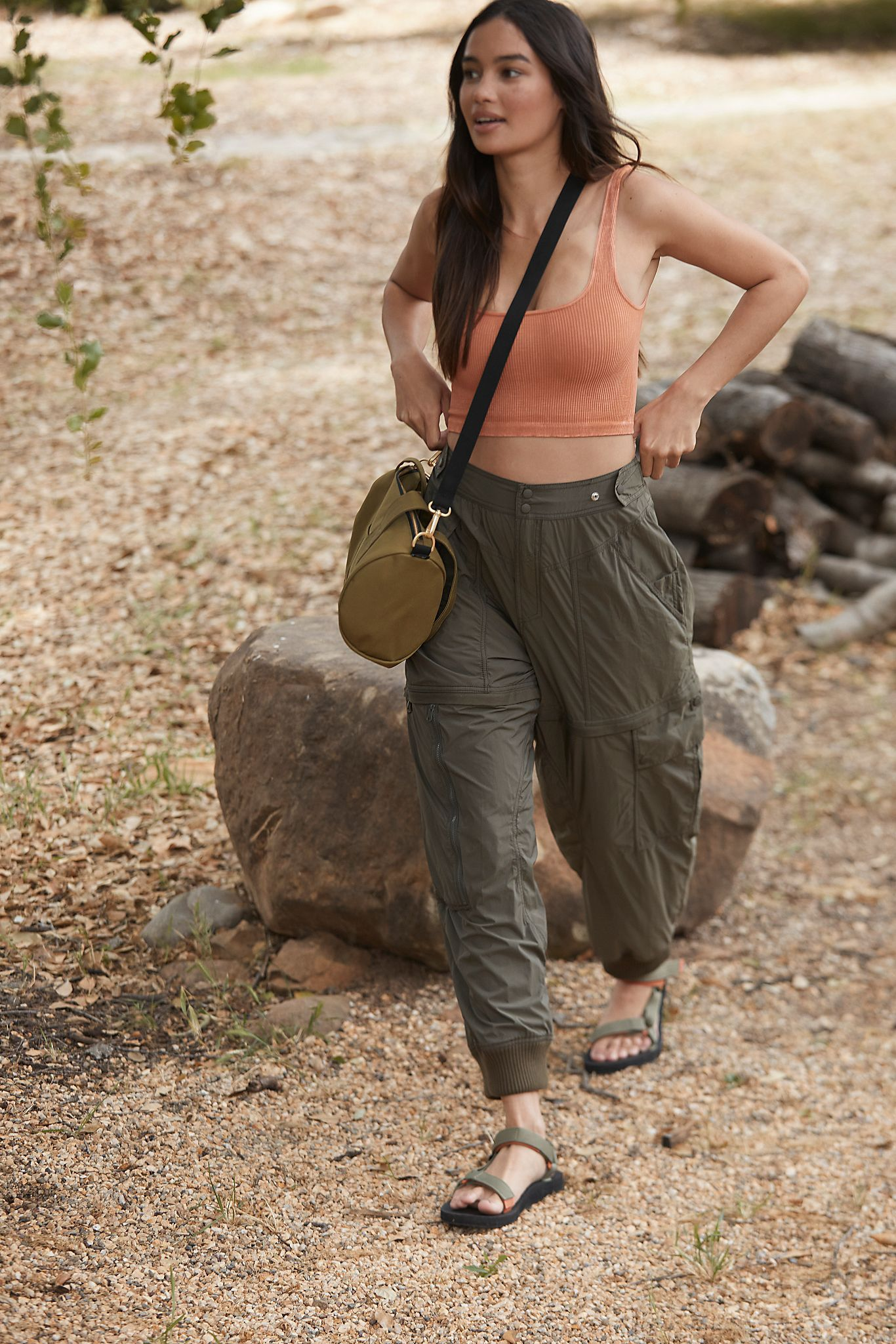 Take Off Packable Pants | Hiking outfit women, Camping ...