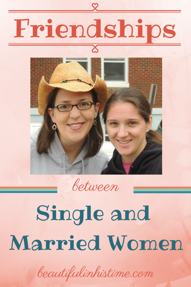 From single to married blog