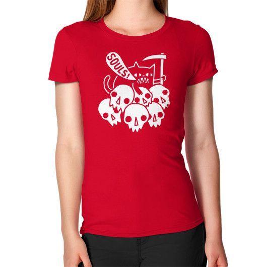 Cat Got Your Soul Women's T-Shirt