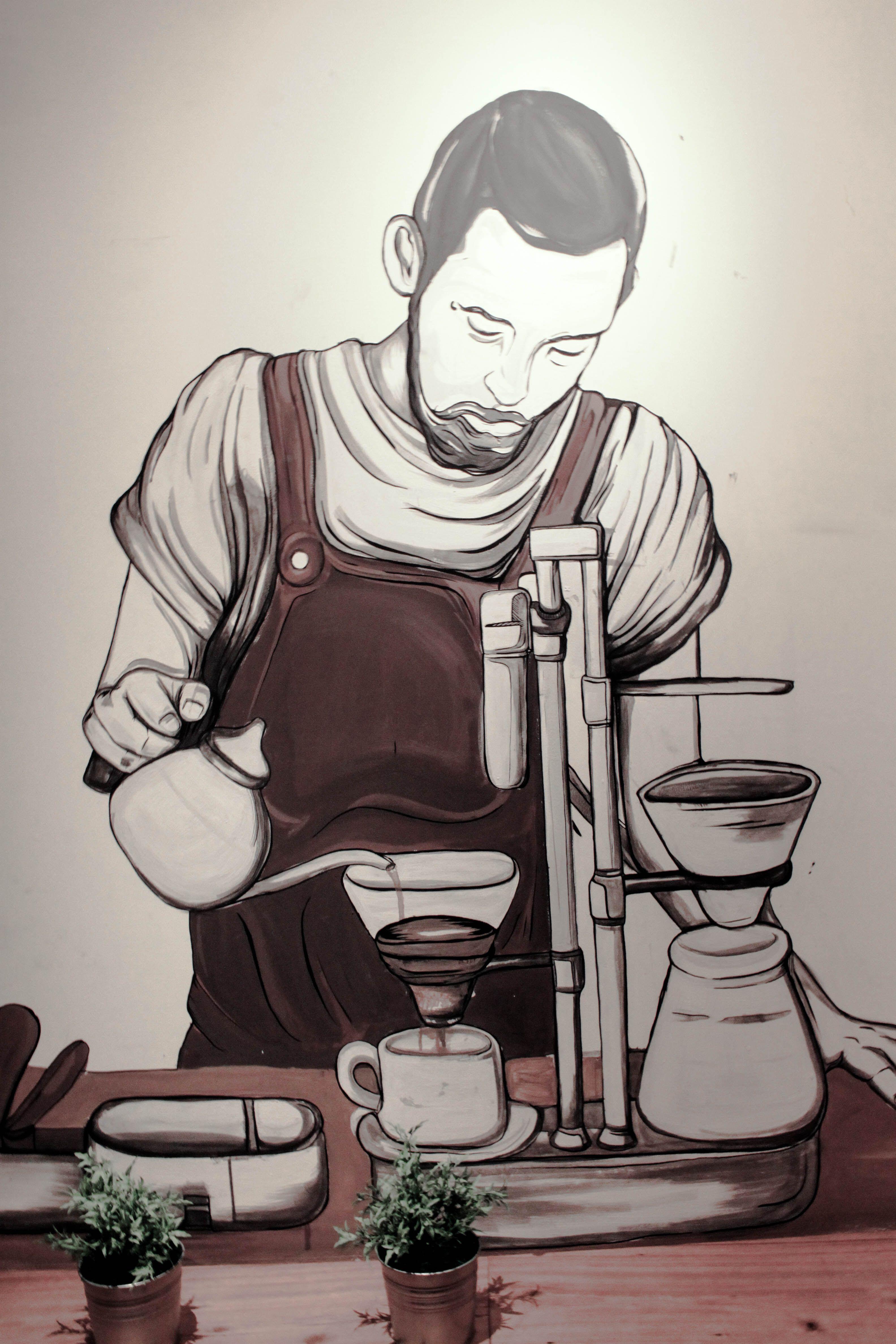 Gambar 咖啡 Oleh Coffee Fresh