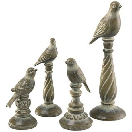 Bird Finials Unique Home Decor Woodworking Projects