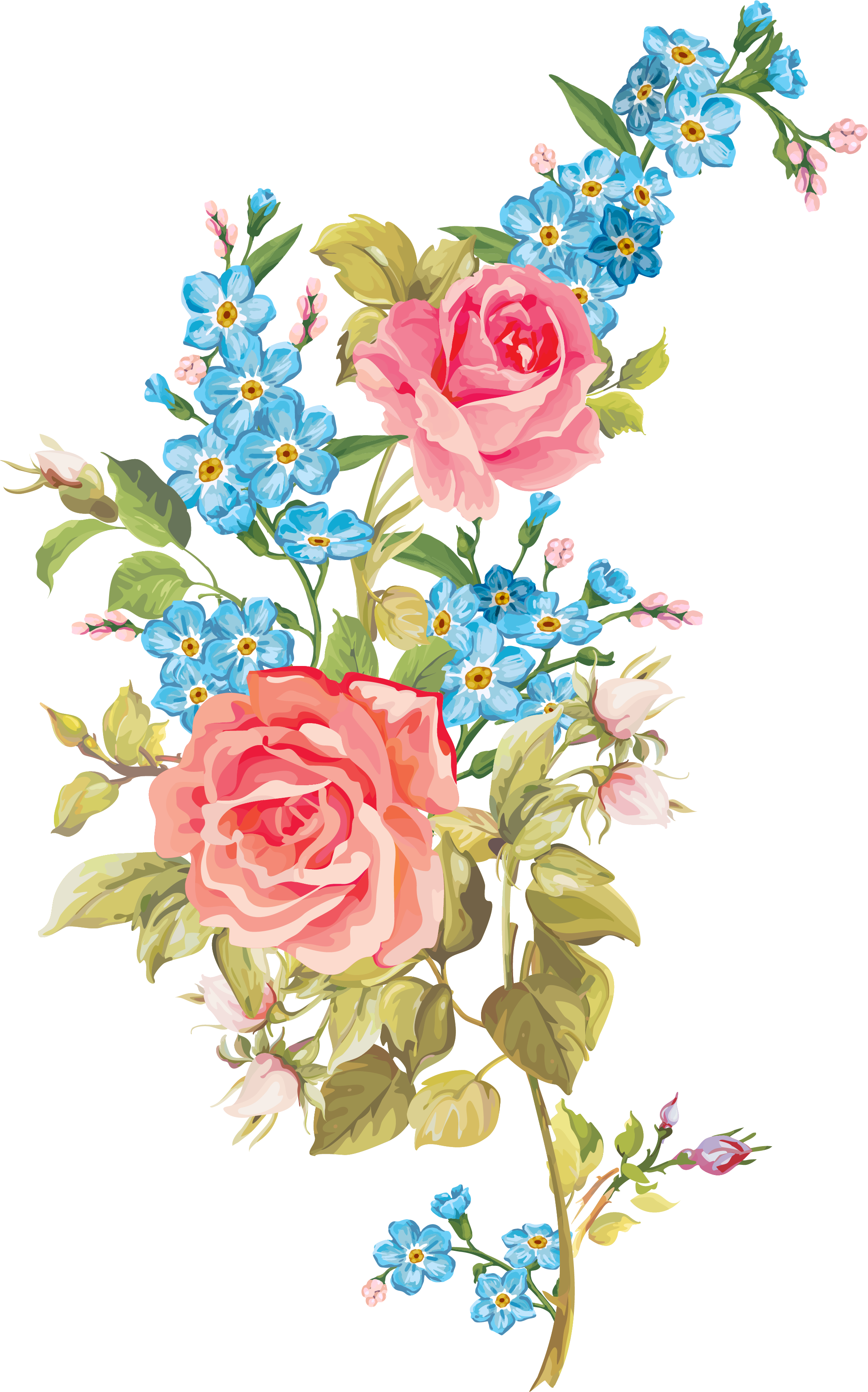 my design / beautiful flowers Flower art, Flower