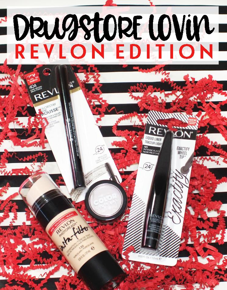 Drugstore Lovin' Revlon, Makeup to buy, Drugstore makeup
