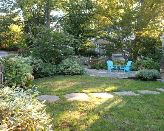 Great space...  Shade Garden Paths Design, Pictures, Remodel, Decor and Ideas - page 9