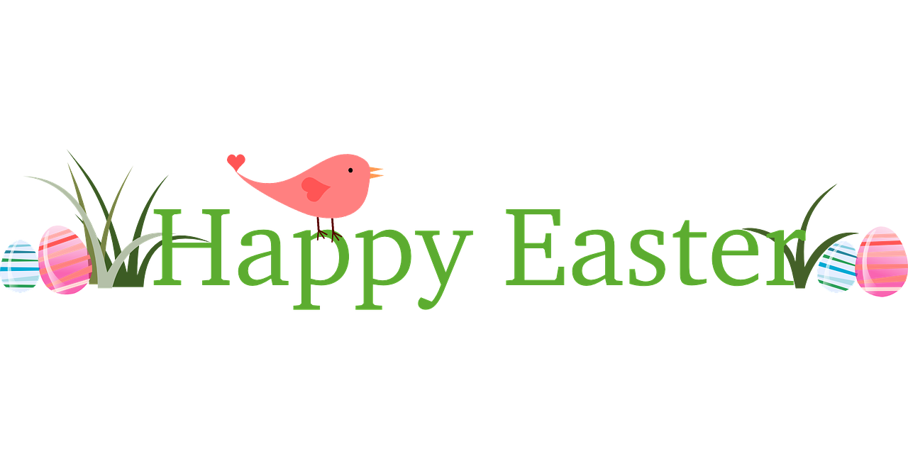 Easter Holiday Happy Banner Transparent Image Easter Images Holiday Graphics Happy Easter