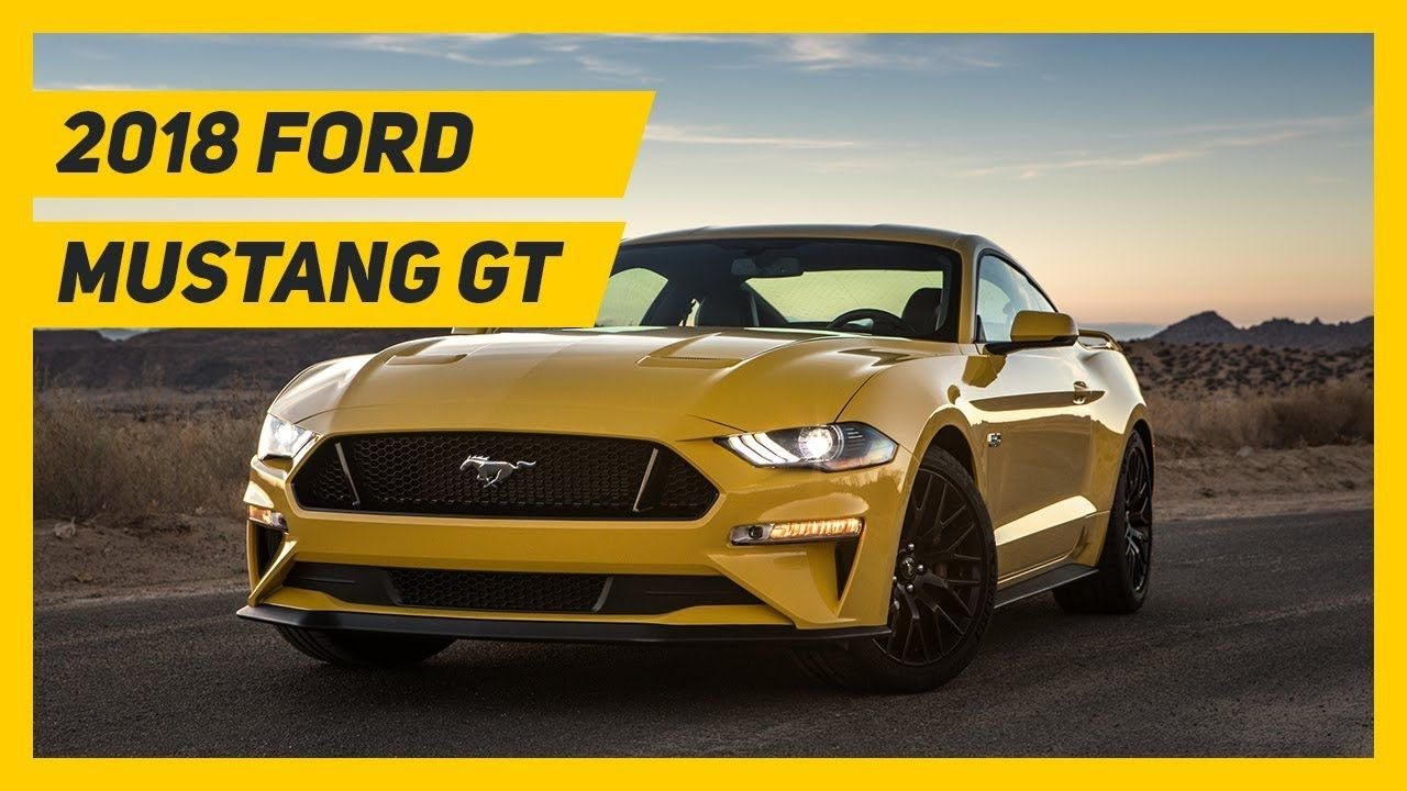 2018 Ford Mustang Gt Tested More Power Higher Redline
