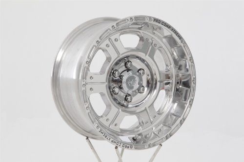 Pro Comp Alloys Series 69 Wheel with Polished Finish 16x10/5x150mm ...