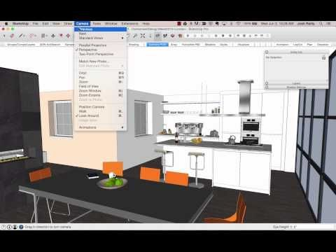 Sketchup Tips For Interior Designers Sketchup Blog Interior