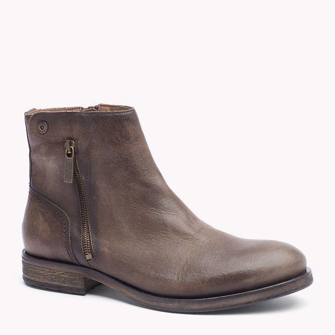 3ec715a24597 Tommy Hilfiger Dillan Boot - winter cognac (Brown) - Tommy Hilfiger Boots -  main image