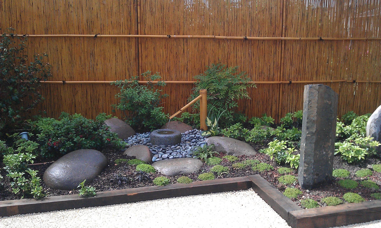 Un jardin à la japonaise | Zen Gardens | Petit jardin japonais ...