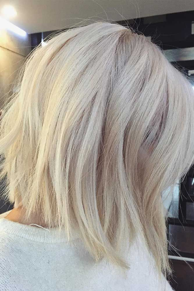 30 Platinum Blonde Hair Shades And Highlights For 2018