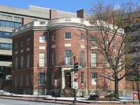 THE OCTAGON HOUSE  Washington DC  Reported to be haunted