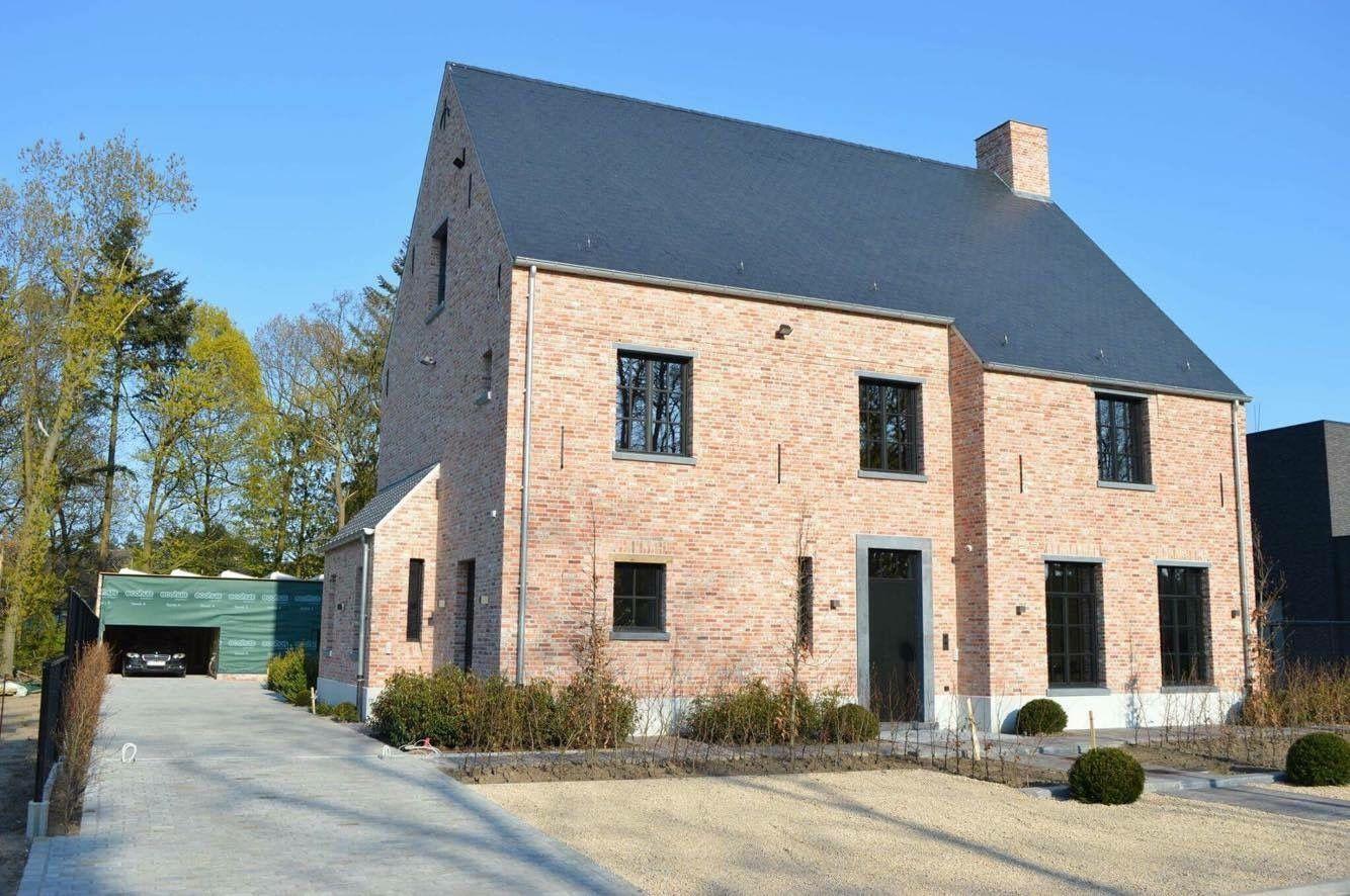 BEN-woning in houtskeletbouw te 2340 Beerse | Huizen Landelijk ...